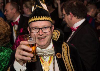 2018-01-12 Brandeliers Prins bekendmaking 't Barrierke Theunis van der Meulen