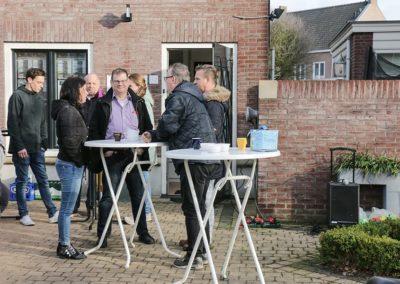 2018 1 28 Brandeliers Versieren Van De Residenties Van De Hoogheden Prins Alex I & Adjudant Charles Theunis ( (19)