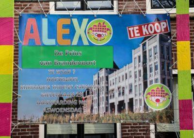 2018 1 28 Brandeliers Versieren Van De Residenties Van De Hoogheden Prins Alex I & Adjudant Charles Theunis ( (21)