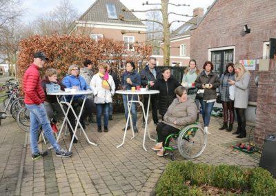 2018 1 28 Brandeliers Versieren Van De Residenties Van De Hoogheden Prins Alex I & Adjudant Charles Theunis ( (23)