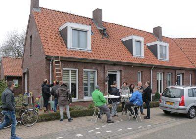 2018 1 28 Brandeliers Versieren Van De Residenties Van De Hoogheden Prins Alex I & Adjudant Charles Theunis ( (28)