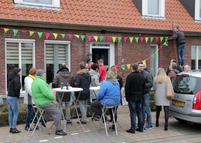 2018 1 28 Brandeliers Versieren Van De Residenties Van De Hoogheden Prins Alex I & Adjudant Charles Theunis ( (31)