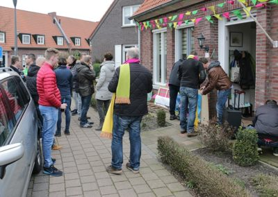 2018 1 28 Brandeliers Versieren Van De Residenties Van De Hoogheden Prins Alex I & Adjudant Charles Theunis ( (33)