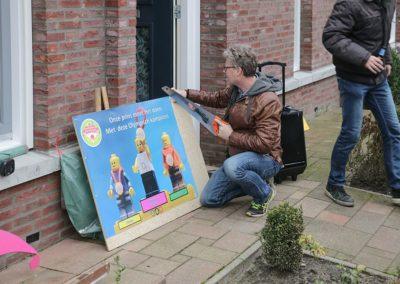 2018 1 28 Brandeliers Versieren Van De Residenties Van De Hoogheden Prins Alex I & Adjudant Charles Theunis ( (35)