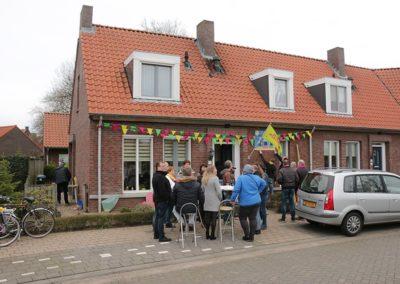 2018 1 28 Brandeliers Versieren Van De Residenties Van De Hoogheden Prins Alex I & Adjudant Charles Theunis ( (39)