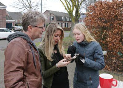 2018 1 28 Brandeliers Versieren Van De Residenties Van De Hoogheden Prins Alex I & Adjudant Charles Theunis ( (8)