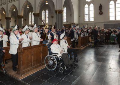 2018 2 11 Brandeliers Mis ST Luciakerk (1)