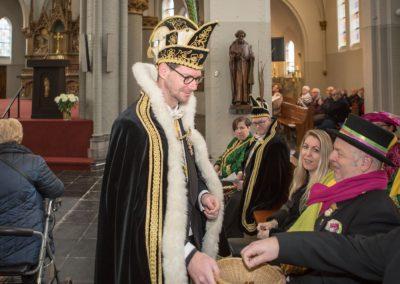 2018 2 11 Brandeliers Mis ST Luciakerk (16)