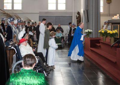 2018 2 11 Brandeliers Mis ST Luciakerk (3)