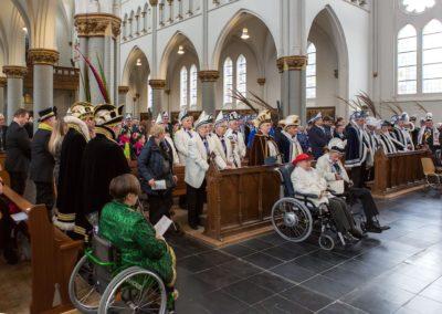 2018 2 11 Brandeliers Mis ST Luciakerk (9)