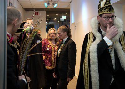 2018 2 7 Brandeliers Hoogheid Prins Alex Den Uurste Wordt Vanavond Gedaupt Inge (2)