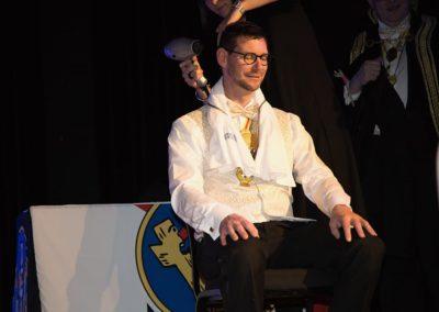 2018 2 7 Brandeliers Hoogheid Prins Alex Den Uurste Wordt Vanavond Gedaupt Inge (20)
