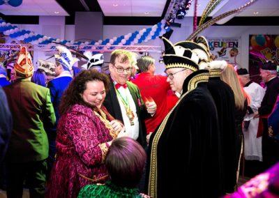 2018 2 7 Brandeliers Hoogheid Prins Alex Den Uurste Wordt Vanavond Gedaupt Inge (3)