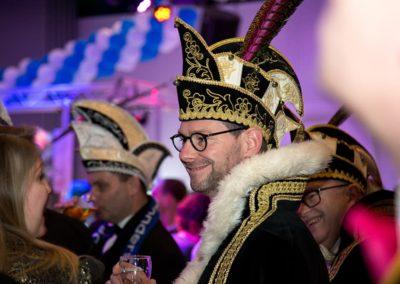 2018-2-7 Brandeliers hoogheid Prins Alex den uurste wordt vanavond gedaupt Inge