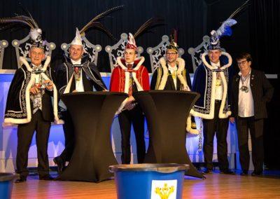 2018 2 7 Brandeliers Hoogheid Prins Alex Den Uurste Wordt Vanavond Gedaupt Inge (8)