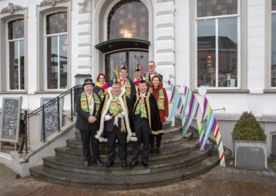 2019-01-26 Brandeliers Prinsbekendmaking Keiebijters Theunis van der Meulen