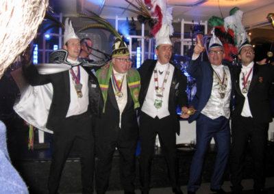 2019-01-06 Brandeliers Prinsbekendmaking spekzullekes  Diverse
