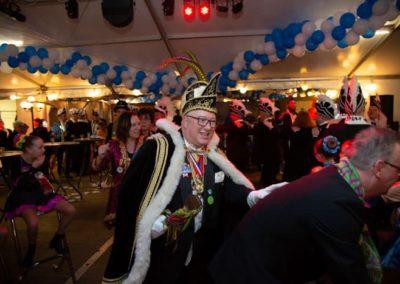 2019-02-24 Brandeliers Prinsenreceptie Barrierke Theunis en Inge van der Meulen