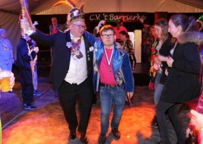2019-02-25 Brandeliers Gehandicapten feest Barrierke Inge van der Meulen