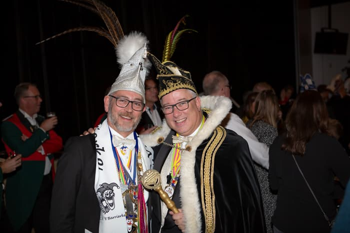 2019-11-10 Brandeliers Prinsreceptie Houtse Kluppels