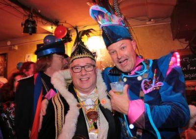 2019-11-11 Brandeliers CV Wilhelmina Prins Bock d'n urste Inge van der Meulen
