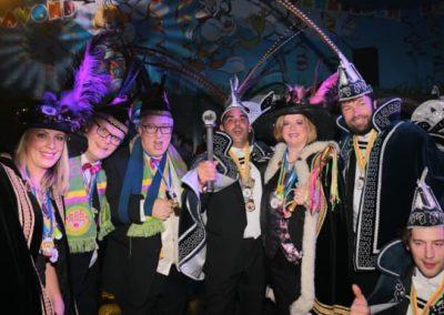 2019-12-14 Brandeliers Brouwhazen Prinsbekendmaking Inge van der Meulen