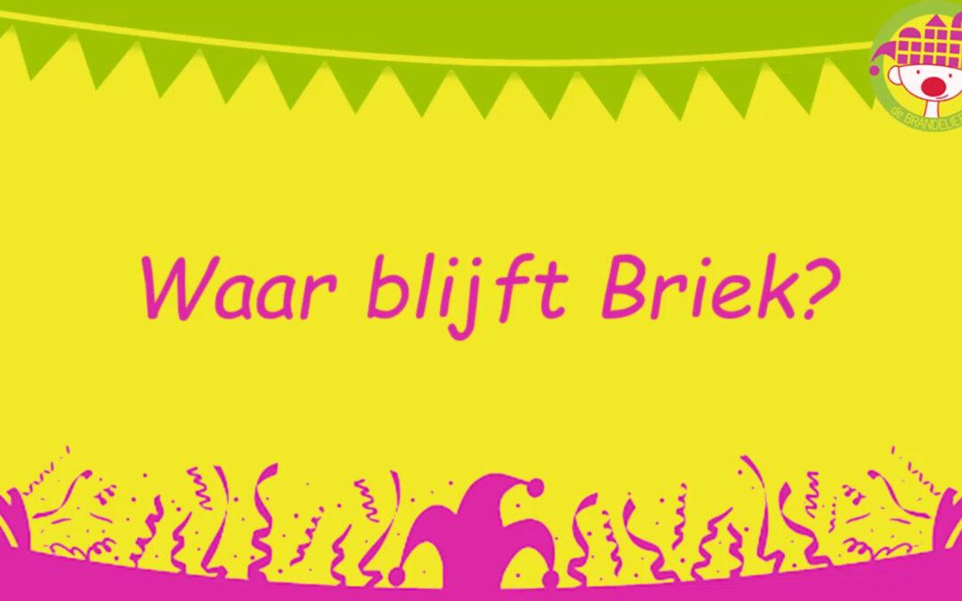 Deel 4: Waar is Briek? + Opdracht van de week